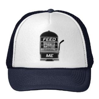 Slot Machine Lid Trucker Hats
