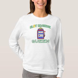 Slot Machine Queen (Tiara) T-Shirt