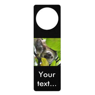 Sloth_20171105_by_JAMFoto Door Hanger