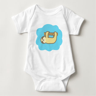 Sloth Baby Jersey Bodysuit