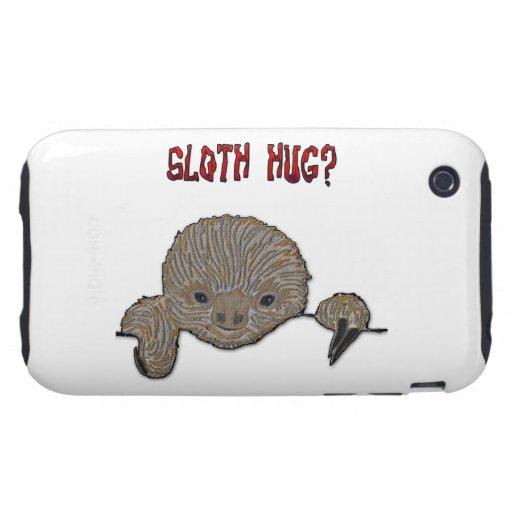 baby sloth drawing