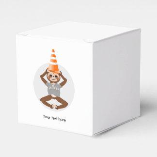Sloth Be A Unicorn Wedding Favour Boxes