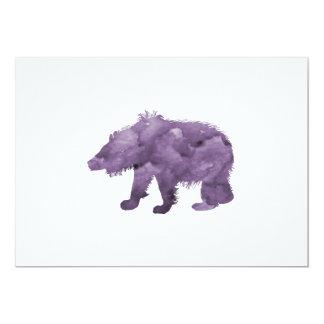 Sloth Bear Card