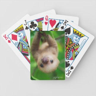 Sloth Card Deck