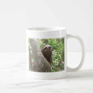 Sloth Climbing Coffee Mug