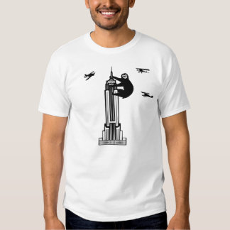 Sloth climbing tower tee (better version nw avail)