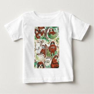 sloth coffee baby T-Shirt