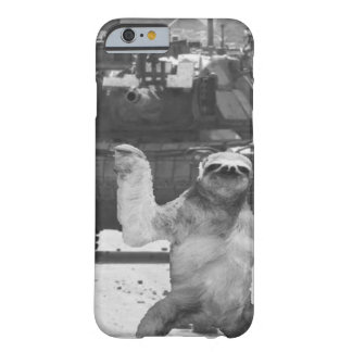 Sloth iPhone 6 case Barely There iPhone 6 Case