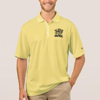 Sloth Is My Spirit Animal Polo Shirt