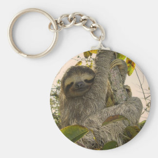 Sloth Key Ring