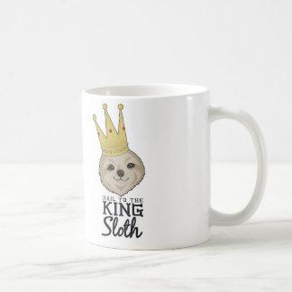 Sloth King Mug