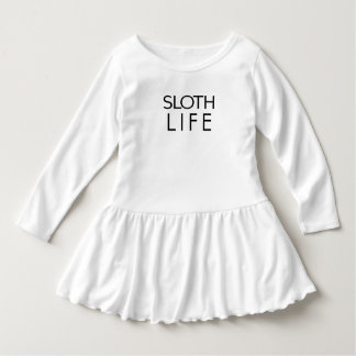 SLOTH LIFE DRESS
