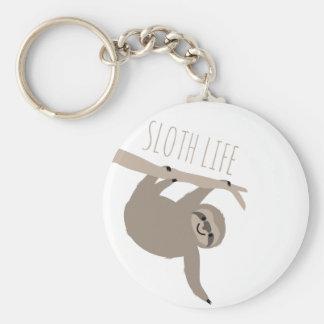 Sloth Life Key Chain