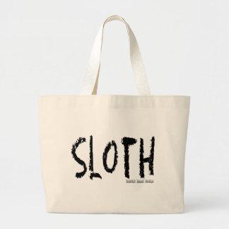 Sloth Logo Jumbo Tote Bag