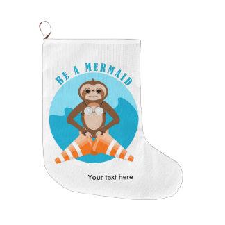 Sloth Mermaid Traffic Cone