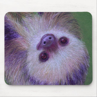 Sloth Mouse Pad