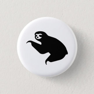 'Sloth' Pictogram Button
