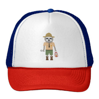 Sloth Ranger with lamp Z2sdz Cap