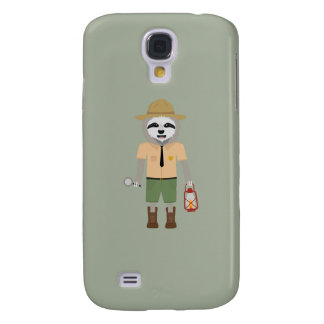 Sloth Ranger with lamp Z2sdz Galaxy S4 Cover
