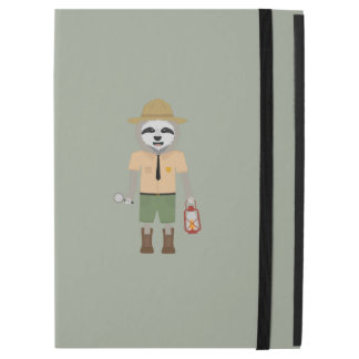 "Sloth Ranger with lamp Z2sdz iPad Pro 12.9"" Case"