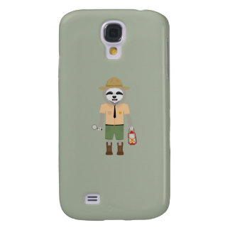 Sloth Ranger with lamp Z2sdz Samsung Galaxy S4 Covers