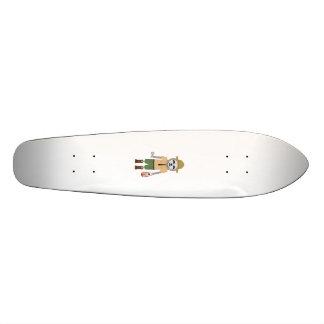 Sloth Ranger with lamp Z2sdz Skateboard