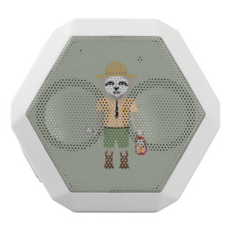 Sloth Ranger with lamp Z2sdz White Bluetooth Speaker