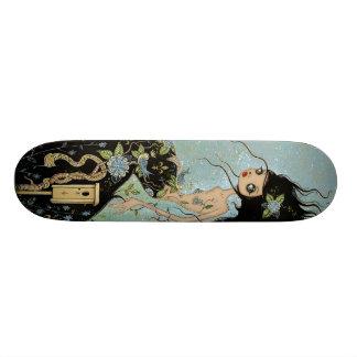 Sloth Skateboard