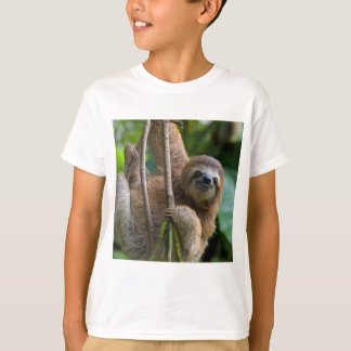 Sloth t-shirt for your child