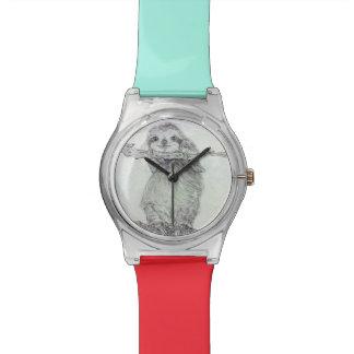sloth wrist watches