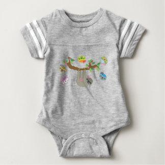Sloths - Embrace Lazy Baby Bodysuit