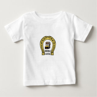 slots double luck yeah baby T-Shirt