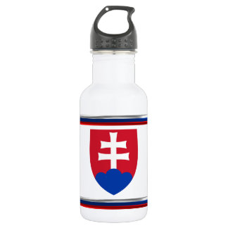 Slovak Coat arms 532 Ml Water Bottle