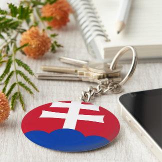Slovak Coat of arms Key Ring