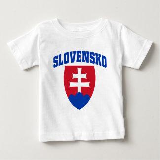Slovak Emblem Tee Shirts