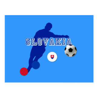 Slovakia bend it Slovaks Slovensko gifts Postcard