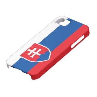 Slovakia Flag iPhone 5 Case