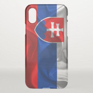 Slovakia flag iPhone x case