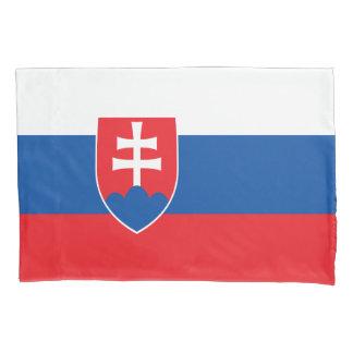 Slovakia Flag Pillowcase