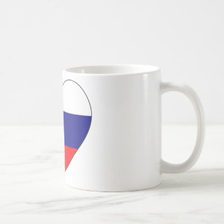 Slovakia Flag Simple Coffee Mug
