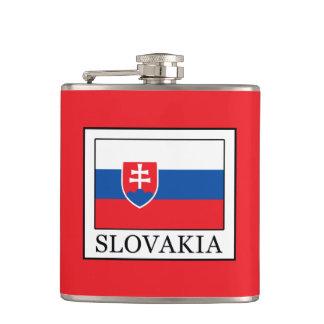 Slovakia Hip Flask