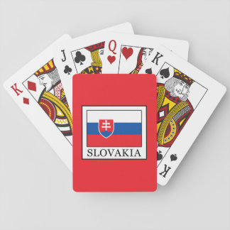 Slovakia Playing Cards
