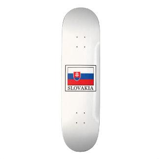 Slovakia Skateboard Decks