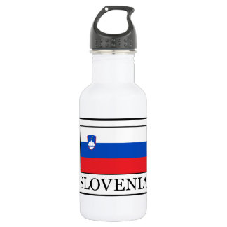 Slovenia 532 Ml Water Bottle