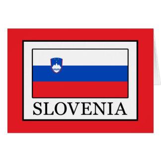Slovenia Card