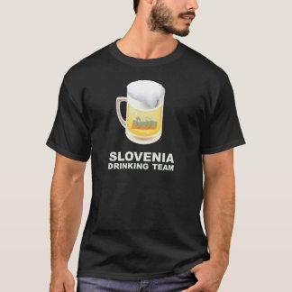 Slovenia Drinking Team T-Shirt