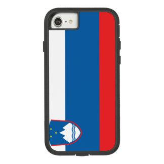 Slovenia Flag Case-Mate Tough Extreme iPhone 8/7 Case