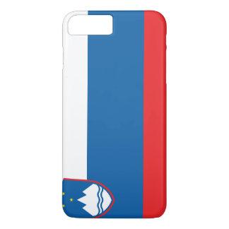 Slovenia Flag iPhone 8 Plus/7 Plus Case