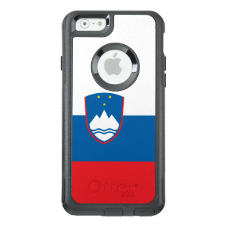 Slovenia Flag OtterBox iPhone 6/6s Case
