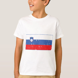 Slovenia Flag World T-Shirt